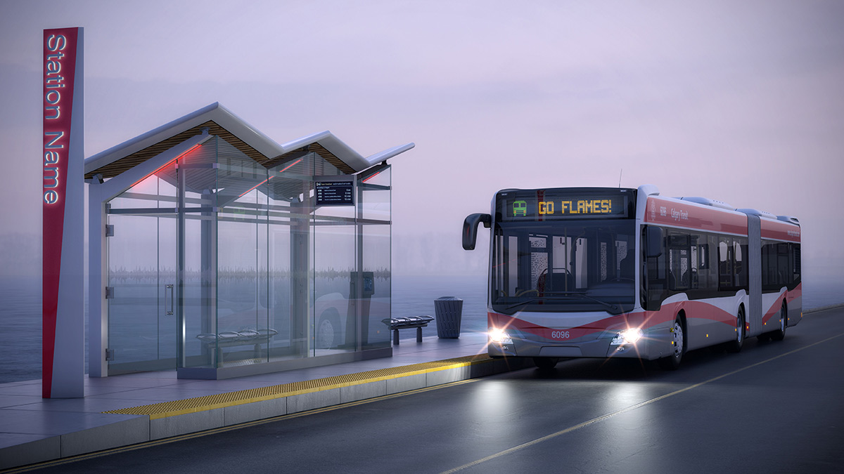Calgary Transit New Rapid Transit Max Amp Route Changes